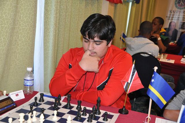 Alan-Safar Ramoutar