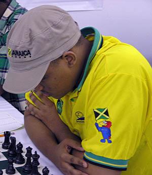 Zachary Ramsey, Jamaica