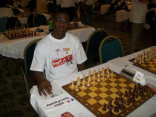 Gilles Suez-Panama of Martinique Photo by FM Philip Corbin.