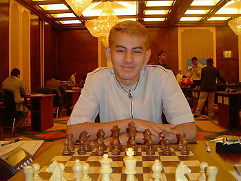GM Ahmed Adly (Egypt)
