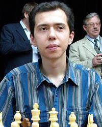 GM Rustam Kasimdzhanov