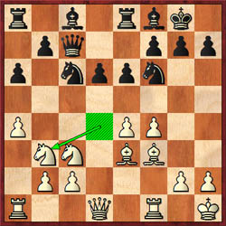 In Adams-Topalov, black's pieces are well-placed to meet g4.