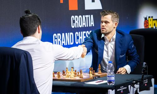 Nepomniactchi-Carlsen, 0-1