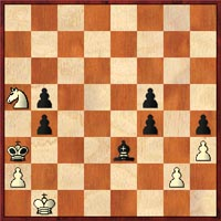 Akobian played 73…b3! Making a path for the king to invade the kingside.