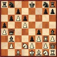 Frenklakh – J.Shahade, 1994...14-move stalemate