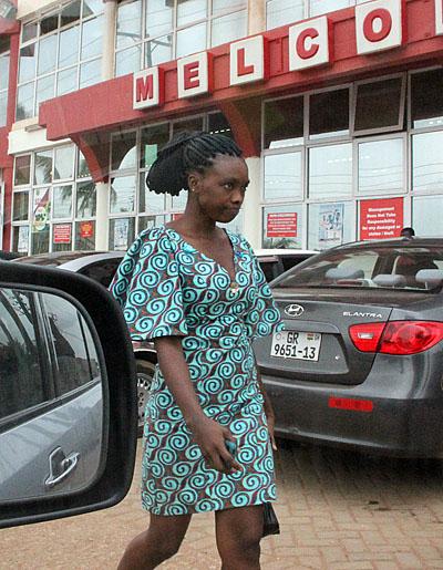 Ghanaian grace!