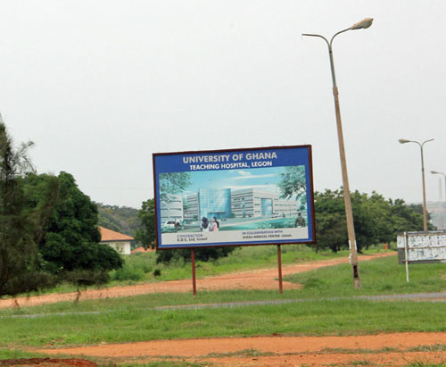 UG-Legon teaching hospital