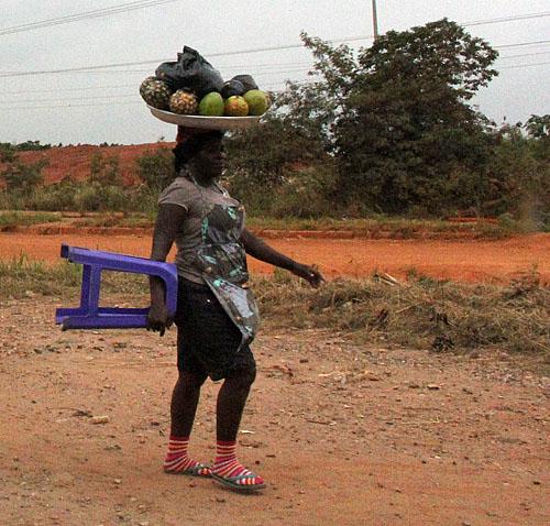 Mango lady