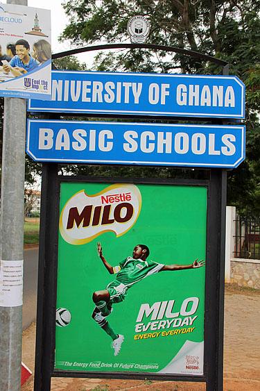 Nice ad for Milo!
