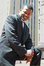 GM Maurice Ashley was the principal organizer of the historic HB Global Chess Challenge.