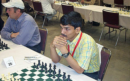 GM Pentala Harikrishna (India)