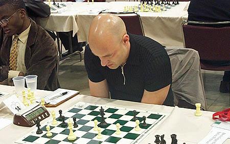 GM Alexander Shabalov fending off Muhammad