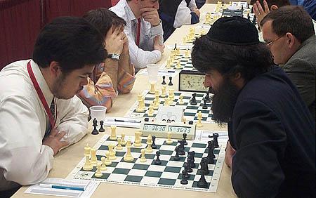 GM Hikaru Nakamura vs. GM Leonid Yudasin