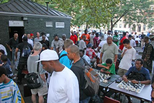 2008 Harlem Chess Championship