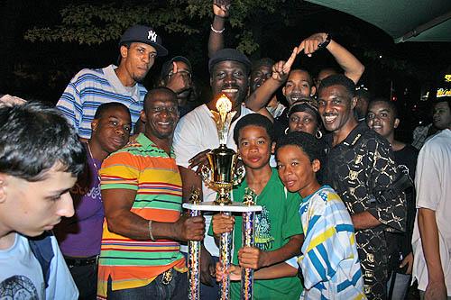 Harlem representing!