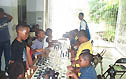 Future chess stars. Copyright © 2004, Daaim Shabazz.