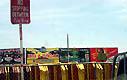 Colorful Billboards. Copyright © 2004, Daaim Shabazz.