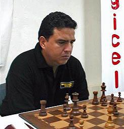 IM Augusto Moran Nuque at 2006 Digicel RBTT Heroes Cup