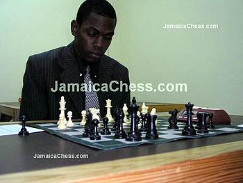 Daren Wisdom. Copyright © 2004, JamaicaChess.com