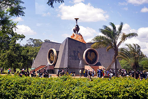 KANU Monument