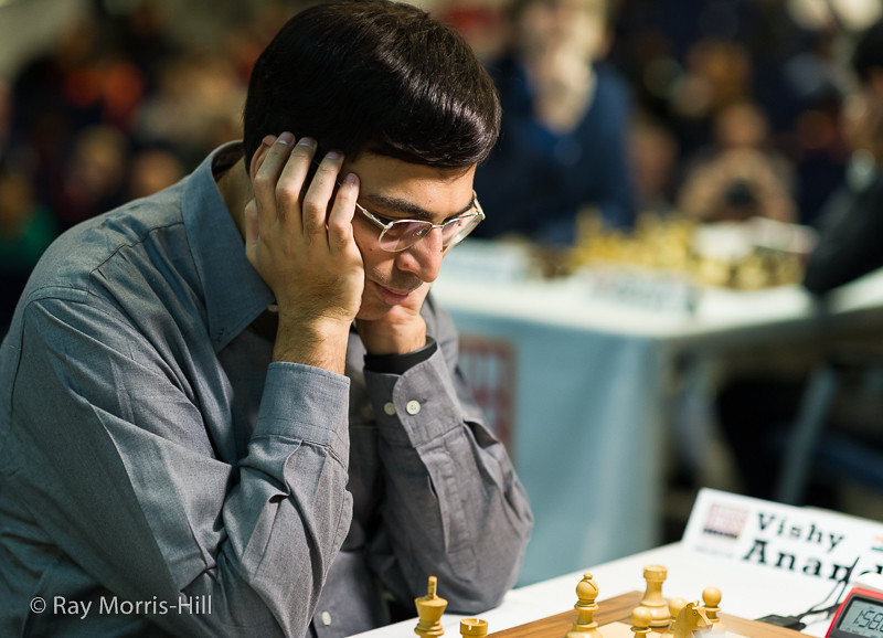 Former World Champion missed his chances against a Berlin. Photo by Ray Morris-Hill.