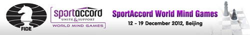 Mind Sport Games 2012