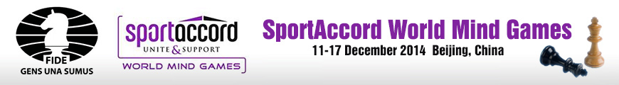 Mind Sport Games 2014
