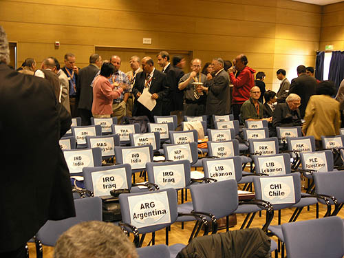 FIDE General Assembly (intermission)