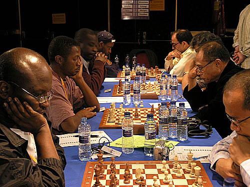Kenya faces off against Macao.