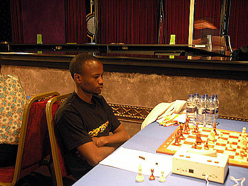 Steven Male Kawuma (Uganda)