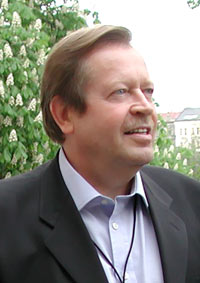 Bessel Kok, candidate for FIDE President
