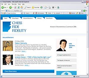 Chess Fidelity, www.chessfidelity.com