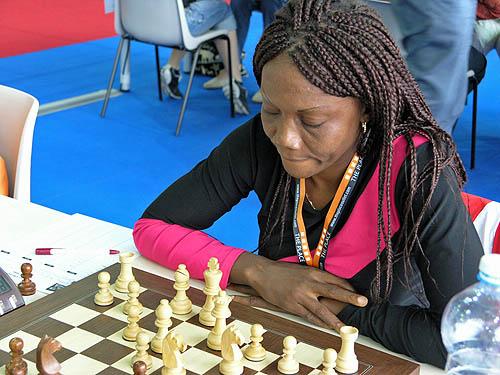 Rosemary Amadasun (Nigeria). Copyright © 2006, Daaim Shabazz.