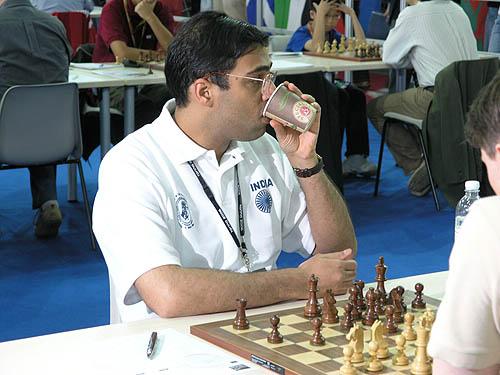 GM Viswanathan Anand (India). Copyright © 2006, Daaim Shabazz.