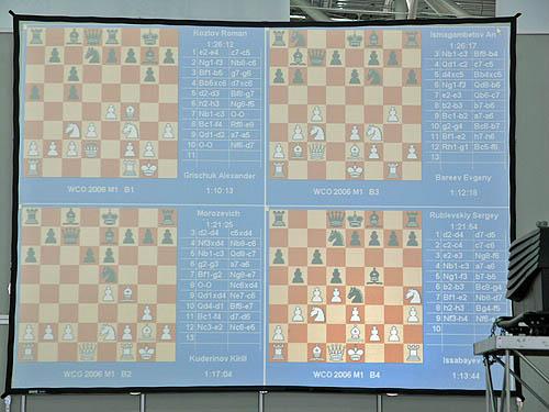 Demo Boards. Copyright © 2006, Daaim Shabazz.