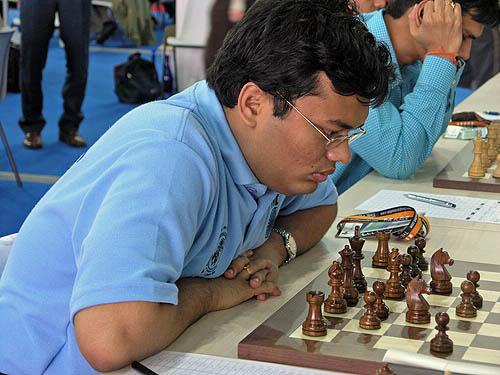 GM Surya Shekhar Ganguly (India). Copyright © 2006, Daaim Shabazz.
