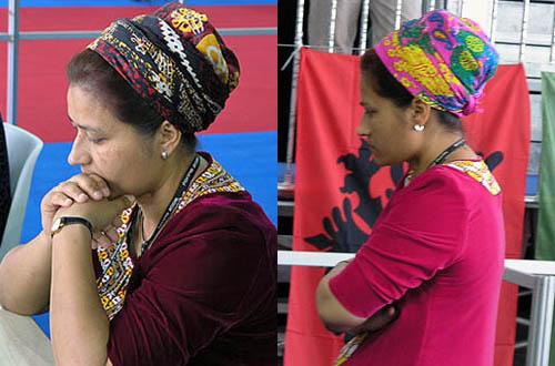 Mahri Geldieva (Turkmenistan). Copyright © 2006, Daaim Shabazz.