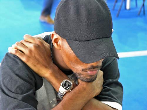 FM Ryan Harper (Trinidad & Tobago). Copyright © 2006, Daaim Shabazz.