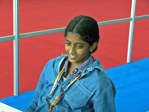 Chandrika Koswatte (Sri Lanka). Copyright © 2006, Daaim Shabazz.