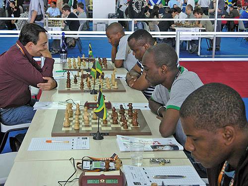 Mexico vs. Jamaica (men). Copyright © 2006, Daaim Shabazz.