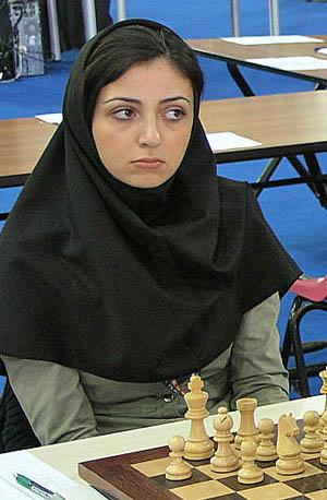 WFM Shirin Navabi.  Copyright © 2006, Daaim Shabazz.