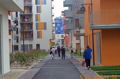 Olympic Village. Copyright © 2006, Daaim Shabazz.