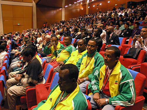 Opening Ceremonies of 2006 Chess Olympiad