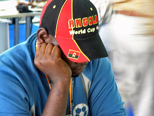 Eduardo Pascoal (Angola). Copyright © 2006, Daaim Shabazz.