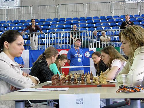Russia-Ukraine (women). Copyright © 2006, Daaim Shabazz.