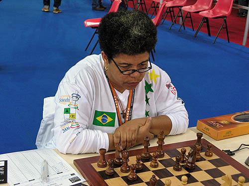 Regina Riberio (Brazil). Copyright © 2006, Daaim Shabazz.