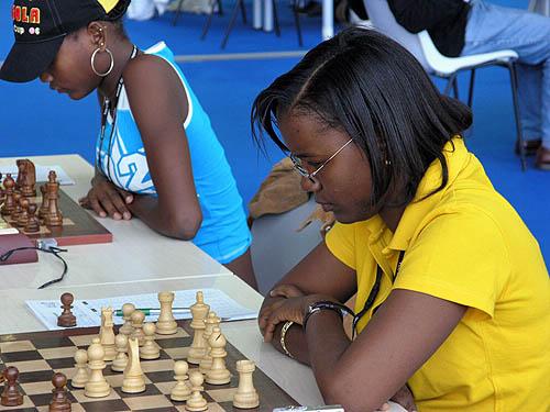 Sandra Venancio (Angola). Copyright © 2006, Daaim Shabazz.