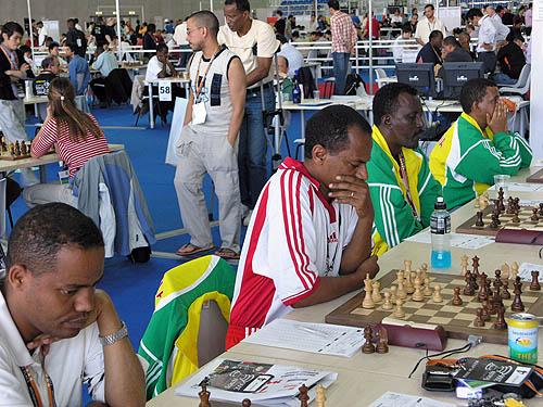Ethiopia (men). Copyright © 2006, Daaim Shabazz.