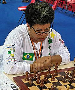 Regina Riberio (Brazil)