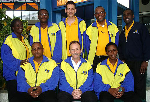 38th World Chess Olympiad - Barbados Men Team